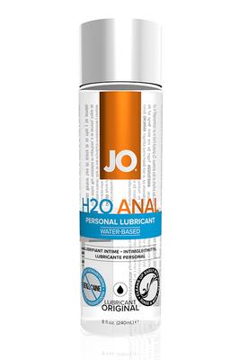 Анальный лубрикант на водной основе JO Anal H2O (240 мл)