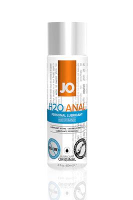 Анальный лубрикант на водной основе JO Anal H2O (60 мл)