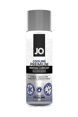 Охлаждающий лубрикант на силиконовой основе классический JO Premium COOL (60 мл)