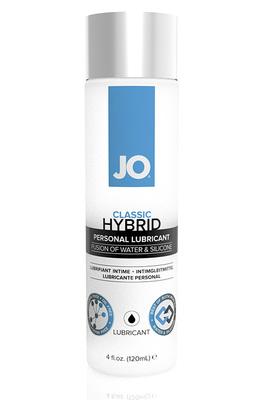 Лубрикант на водно-силиконовой основе JO Hybrid Lubricant (120 мл)