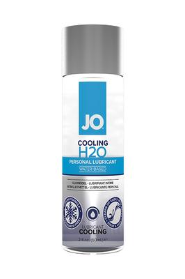 Классический охлаждающий лубрикант на водной основе JO H2O Cool (60 мл)