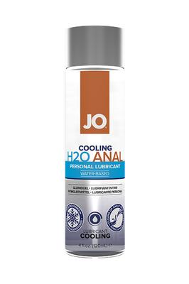 Анальный охлаждающий любрикант на водной основе JO Anal H2O Cool (120 мл)