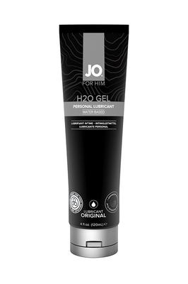 Супер густой гель-лубрикант на водной основе JO H2O GEL FOR HIM (120 мл)