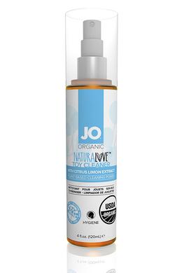 Чистящее средство для игрушек JO Organic Toy Cleaner Fragrance Free (120 мл)