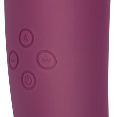 Вакуумный стимулятор клитора Toyz4Partner пурпурный