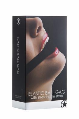 Кляп-шарик Elastic Ball Gag