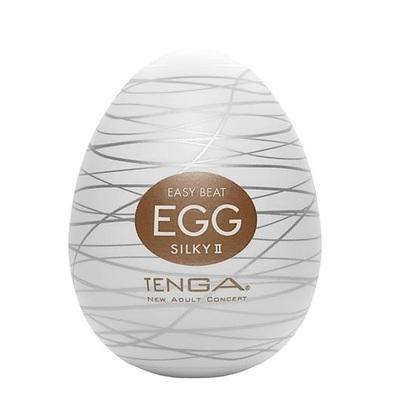 Мастурбатор яйцо Tenga egg Silky 2 (ОРИГИНАЛ)