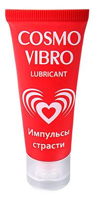 """Стимулирующий лубрикант для женщин на силиконовой основе """"Cosmo Vibro"""" (25 мл)"""