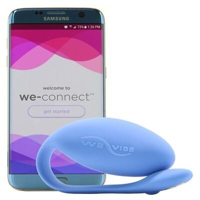 Smart вибратор-яйцо We-Vibe Jive с дистанционным управлением