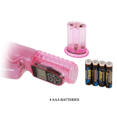 Розовый Hi-Tech с пластинами и LCD экраном Legend Toys