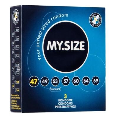 Презервативы My.Size размер 47 (3 шт)