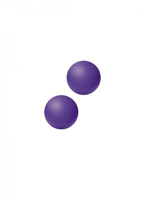 Вагинальные шарики без сцепки фиолетовые Emotions Lexy Small
