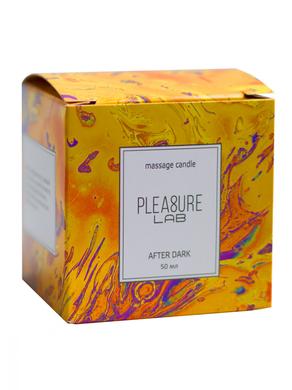 Массажная Cвеча Pleasure Lab After Dark с ароматом бренди