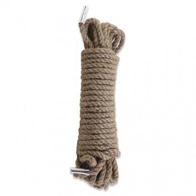 Бондажная верёвка FF Jute Bondage Rope