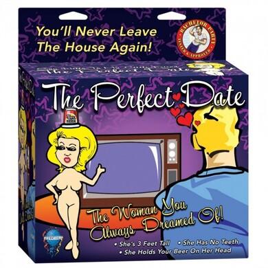 Кукла для секса надувная The Perfect Date