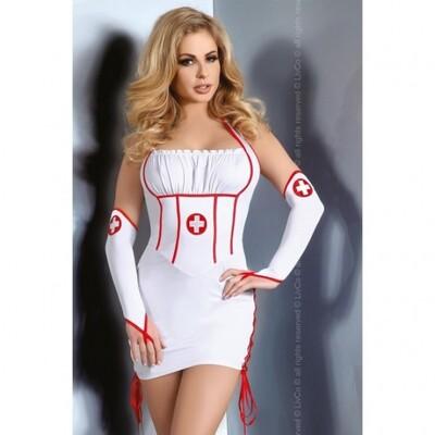 Ролевой костюм горячей медсестры Raisa S/M