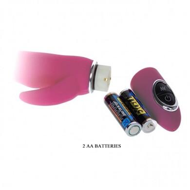 Утонченный вибратор для G-точки Desire Barbie