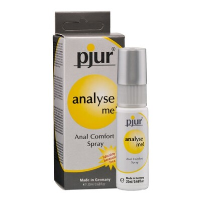 Обезболивающий анальный спрей Pjur analyse me! spray (20 ml)