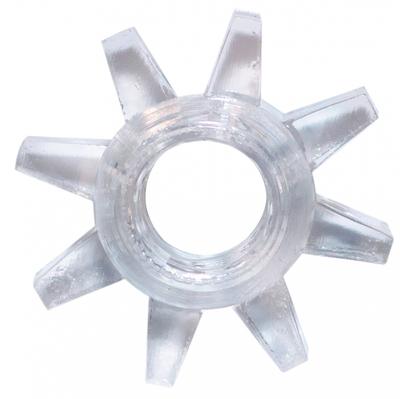 Эрекционное кольцо прозрачное Rings Cogweel