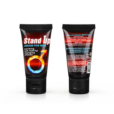 "Возбуждающий крем для мужчин ""Stand Up"" (25 мл)"