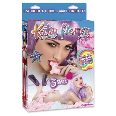 Кукла Katy Pervy