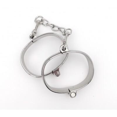 Оковы на руки металлические на цепи