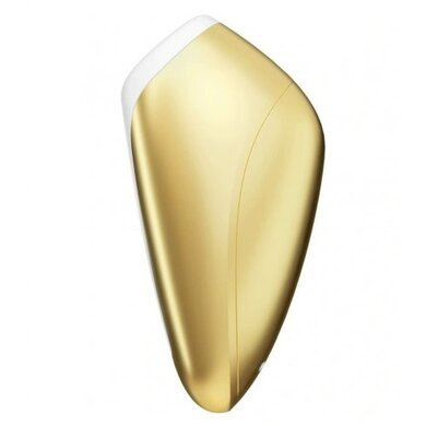 Бесконтактный вакуумно-волновой стимулятор клитора Satisfyer Love Breeze золотой