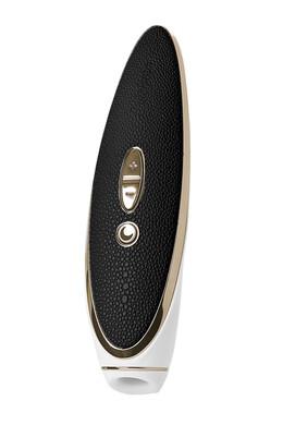 Вибратор Satisfyer Luxury Haute couture с вакуум-волновым бесконтактным стимулятором, черный