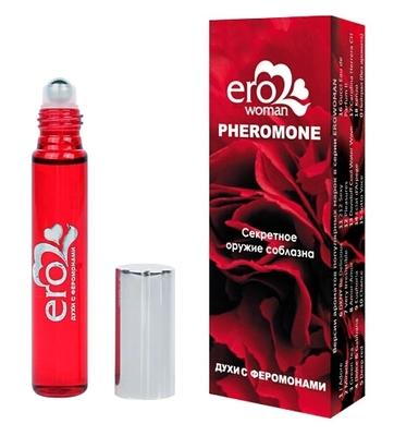 Женские духи с феромонами Erowoman без запаха 10 мл