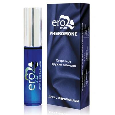 Мужские духи с феромонами Eroman №1 Echo Davidoff (10 мл)