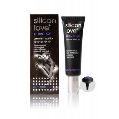 Универсальная силиконовая гель-смазка Silicon Love universal 30 мл