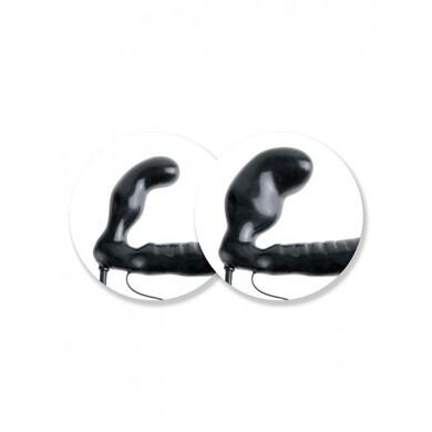 Страпон безремневой с вибрацией FF Inflatable Vibrating Strapless Strap-On