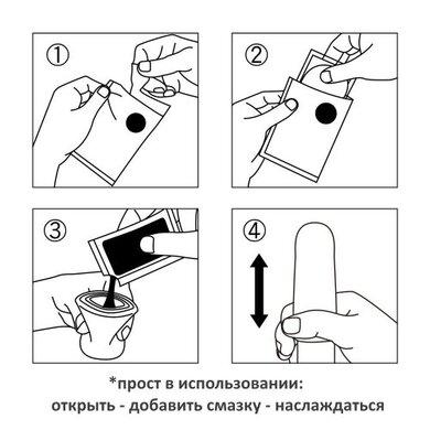 Нереалистичный карманный мастурбатор TENGA Pocket Click Ball