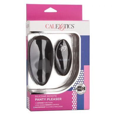 Вибростимулятор для ношения в трусиках Silicone Remote Panty Pleaser