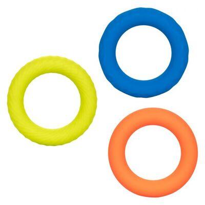 Набор эрекционных колец Link Up Ultra-Soft Climax Set
