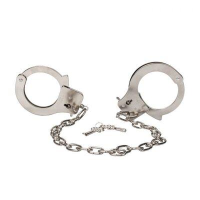 Наручники металлические Chrome Hand Cuffs Silver