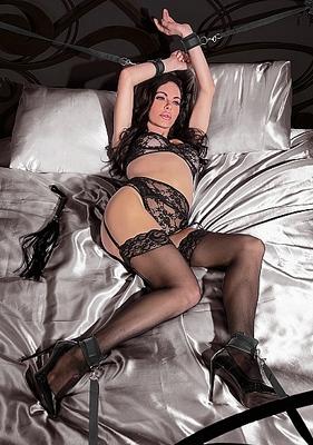 Набор для бондажа к кровати Bed Bindings Restraint Kit