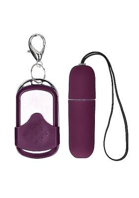 Вибропуля фиолетовая с пультом дистанционного управления Remote Vibrating Bullet