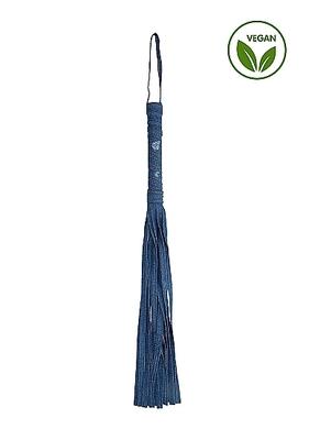 Джинсовая плеть голубая Roughend Denim Style