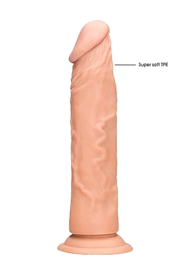 Фаллоимитатор реалистичный на присоске с трусиками Realistic Dildo 17 см