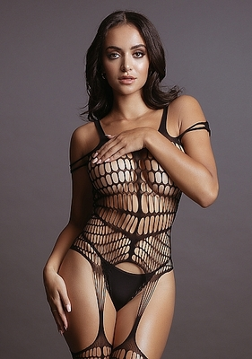 Боди-комбинезон Shredded Bodystocking