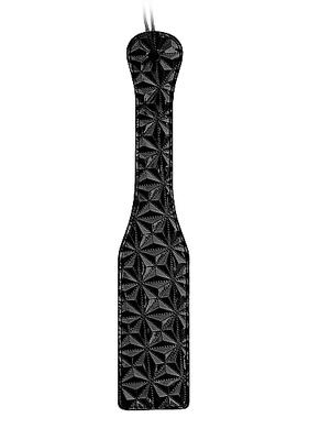 Шлепалка Luxury Paddle черная