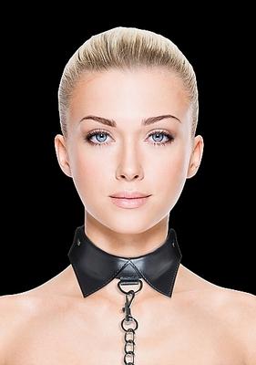 Эксклюзивный ошейник с поводком Exclusive Collar & Leash